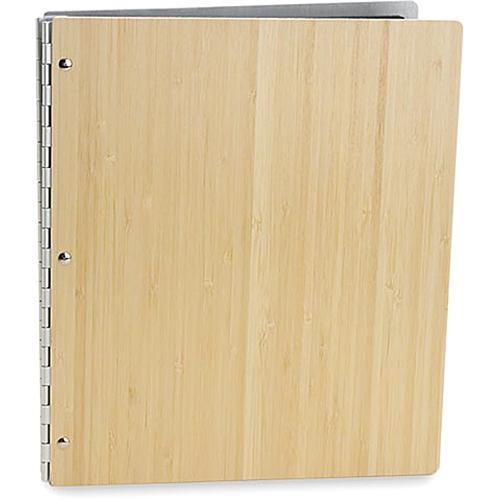 "Pina Zangaro 34612  Bamboo Screwpost Portfolio Cover ONLY (14 x 11"", Natural)"