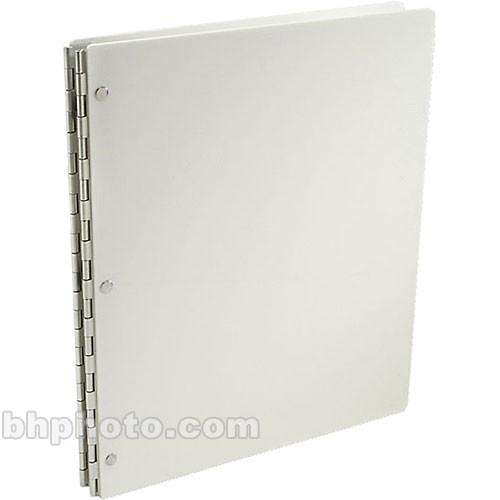 "Pina Zangaro Vista Screwpost Portfolio Cover ONLY - 14x11"" - Portrait Format  (Snow)"