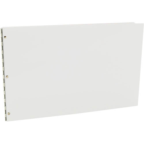 "Pina Zangaro 34873 Vista Presentation Book (11 x 14"", Snow)"