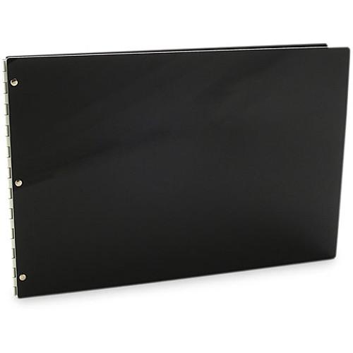 "Pina Zangaro 34888 Vista Presentation Book (8.5 x 11"", Onyx)"