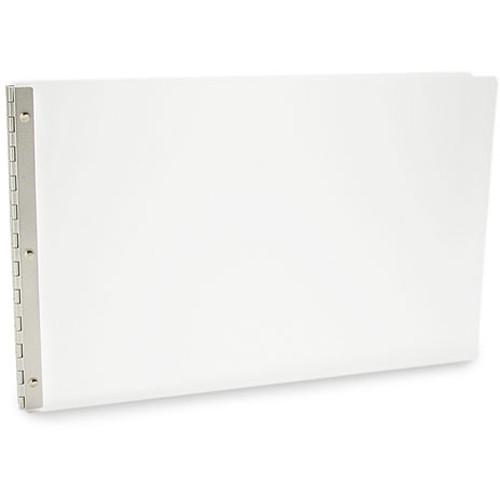 "Pina Zangaro 34902 Vista Presentation Book (8.3 x 11.6"" (A4), Mist)"