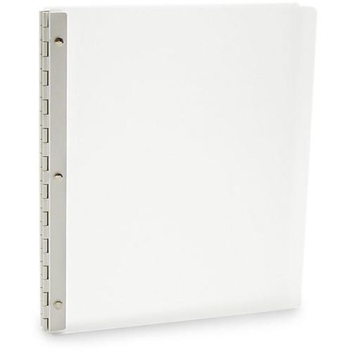 "Pina Zangaro 34906 Vista Presentation Book (12.5 x 9.5"", Mist)"