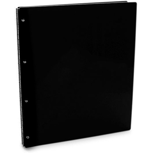 "Pina Zangaro 34916 Vista Presentation Book (12.5 x 9.5"", Onyx)"