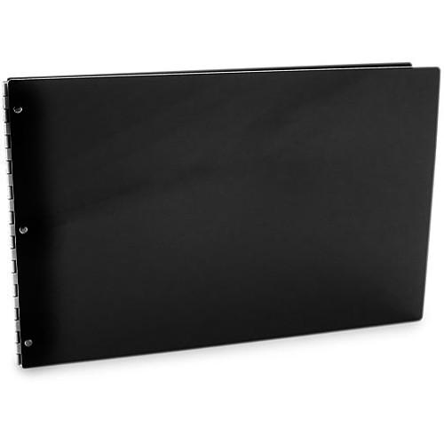 "Pina Zangaro 34918 Vista Presentation Book (11 x 14"", Onyx)"