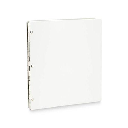 "Pina Zangaro 34921 Vista Presentation Book (19 x 13"", Snow)"