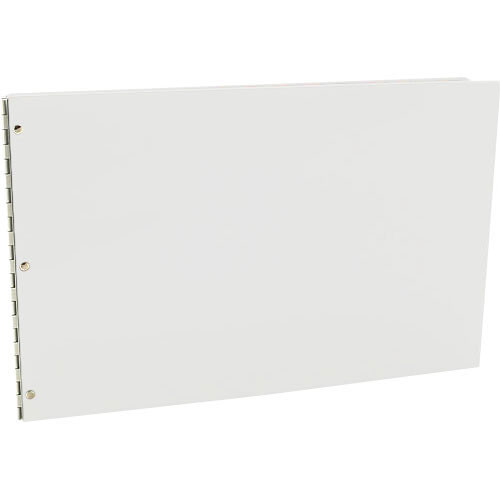 "Pina Zangaro 34924 Vista Presentation Book (13 x 19"", Snow)"