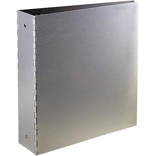 """Pina Zangaro Machina 1"""" Three-Ring Binder - Aluminum"""