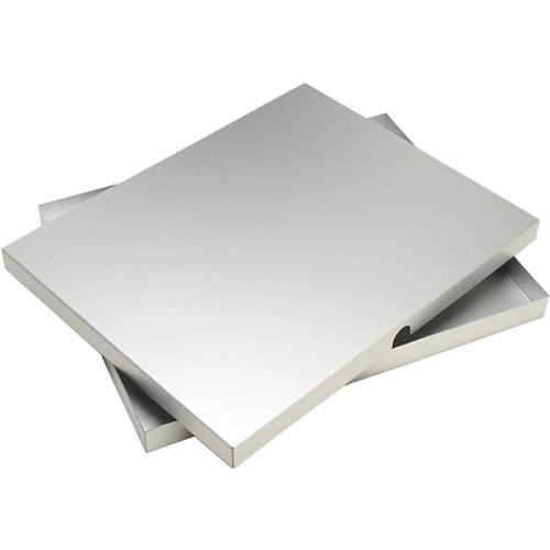 "Pina Zangaro Camden Presentation Box - 8.5 x 11 x 1"" - Anodized Aluminum"