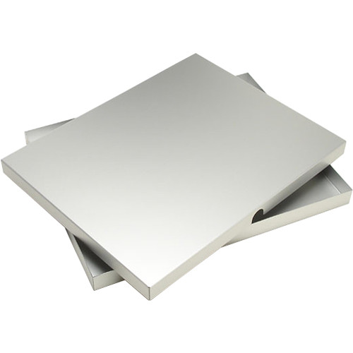 "Pina Zangaro Camden Presentation Box - 13 x 19 x 1"" - Anodized Aluminum"