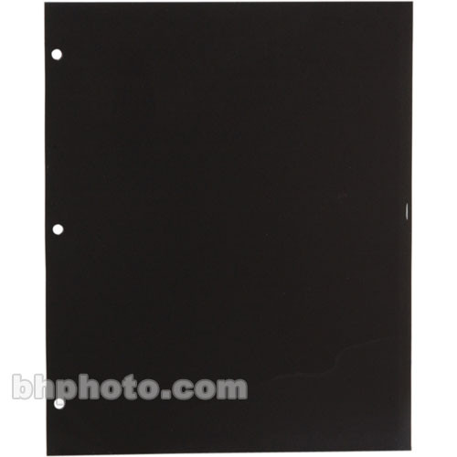 """Pina Zangaro Polyester Sheet Protectors (3-Hole, 11 x 8.5"""", 10 Sheets)"""