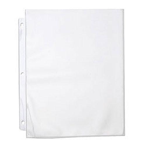 "Pina Zangaro Polypropylene Express Sheet Protector (Portrait Format, 11 x 8.5"", 10 Sheets)"