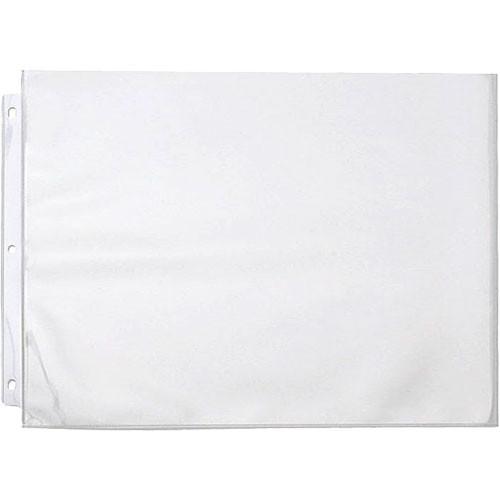 "Pina Zangaro Polypropylene Express Sheet Protector (Landscape Format, 11 x 17"", 10 Sheets)"
