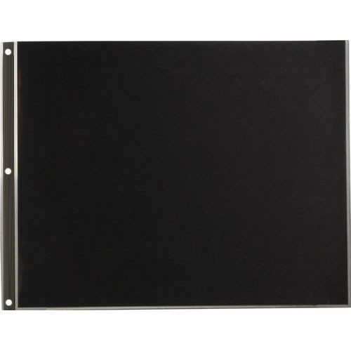 "Pina Zangaro Polypropylene EXPRESS Sheet Protector - 8.5 x 11"" (Landscape Format) (10 Sheets)"