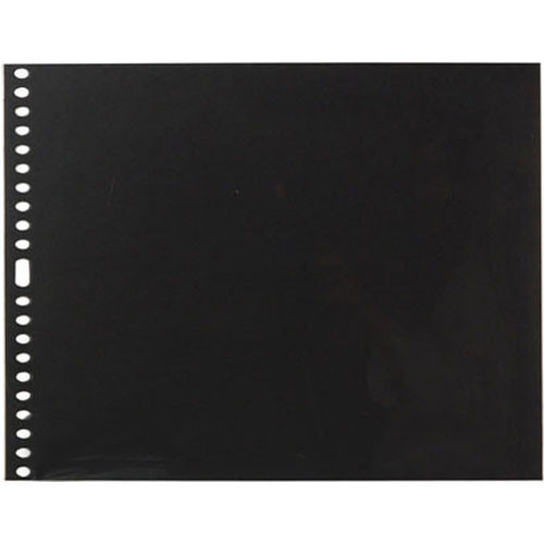 """Pina Zangaro Polyester Sheet Protectors (3-Hole, 13 x 19"""", 10 Sheets)"""