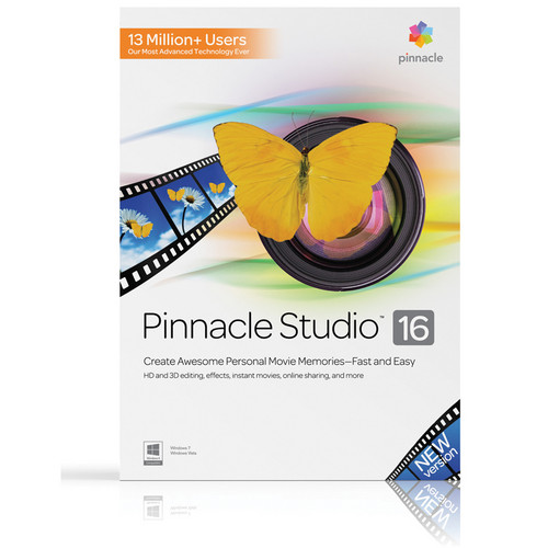 Pinnacle Pinnacle Studio 16