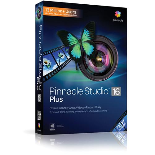 Pinnacle Pinnacle Studio 16 Plus