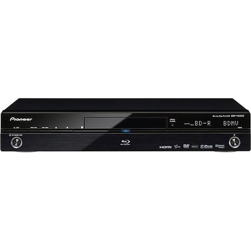 Pioneer BDP-V6000 Professional Blu-ray Disc Player