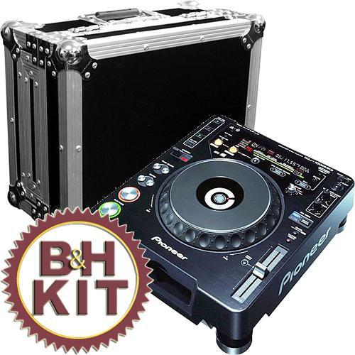 pioneer cdj 1000 mk3 professional dj cd player with marathon dj. Black Bedroom Furniture Sets. Home Design Ideas