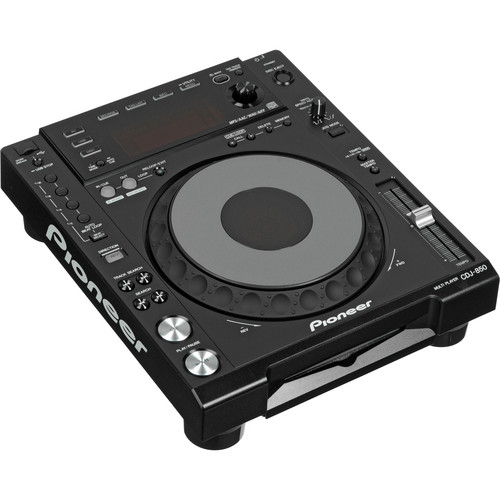 Pioneer CDJ-850 Performance Multi Player (Black)