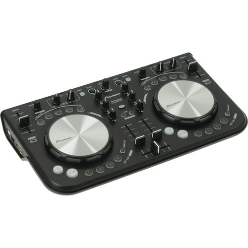 Pioneer DDJ-WeGO - Compact DJ Controller (Black)