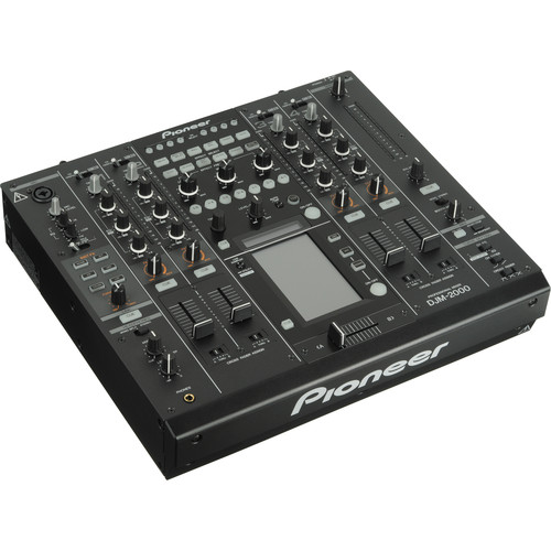 Pioneer DJM-2000 Professional DJ Mixer