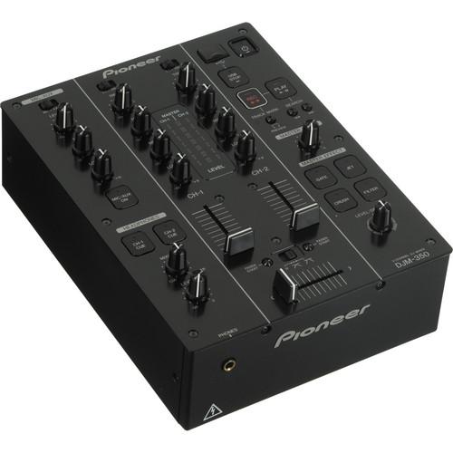 Pioneer DJM-350 2-Channel DJ Mixer