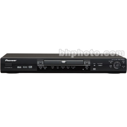 Pioneer DVD-V5000 PRO CD/DVD Player