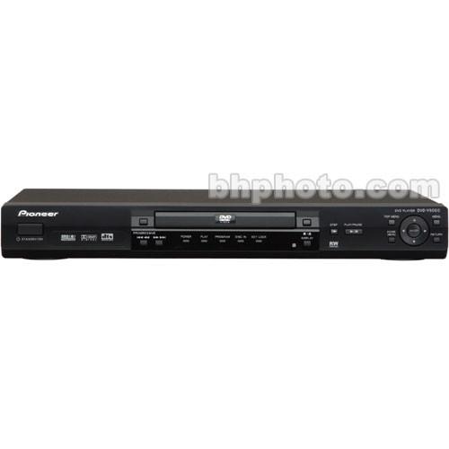 Pioneer DVD-V5000 PRO CD/DVD Player