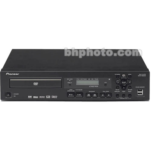 Pioneer DVD-V8000 Progressive Scan DVD Player