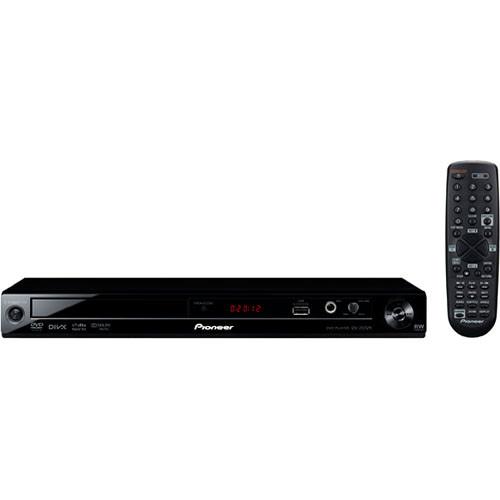Pioneer DV-2012-K Multi Region System DVD Player