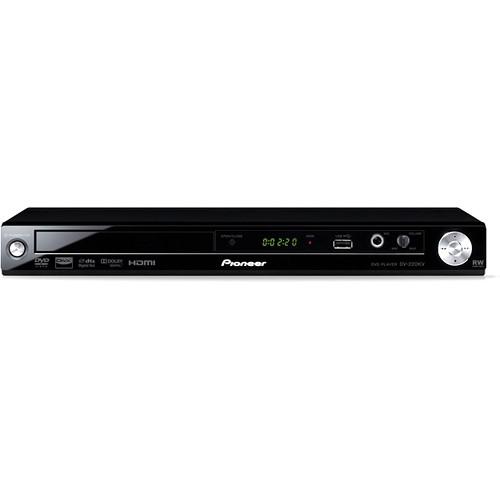 Pioneer DV-220KV Multi-System DVD Player