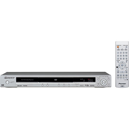 Pioneer DV-300 Multi-System DVD Player