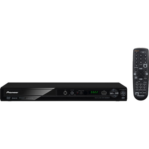 Pioneer DV-3022KV Multi-System DVD Player