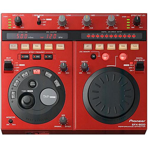 Pioneer EFX-500/R Effects Processor