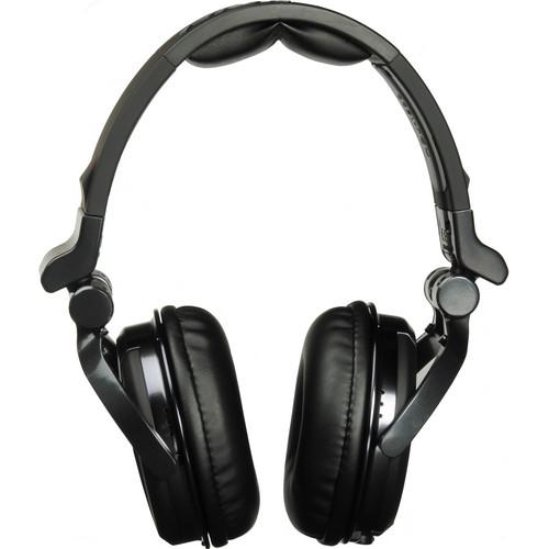 Pioneer DJ HDJ-1500 Professional DJ Headphones (Black)