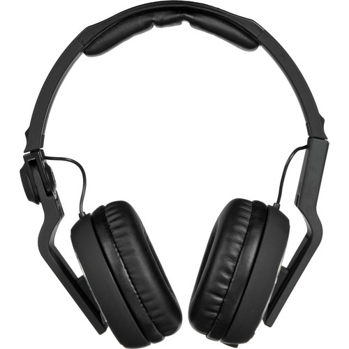 Pioneer HDJ-500T-K Headphones with Phone Answering Cord (Grey & Black)
