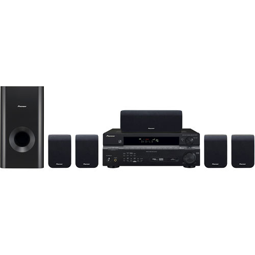 Pioneer HTP-2900  5.1-Channel Home Theater System