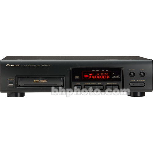 Pioneer PD-M426 6-Disc Magazine Loading CD Changer