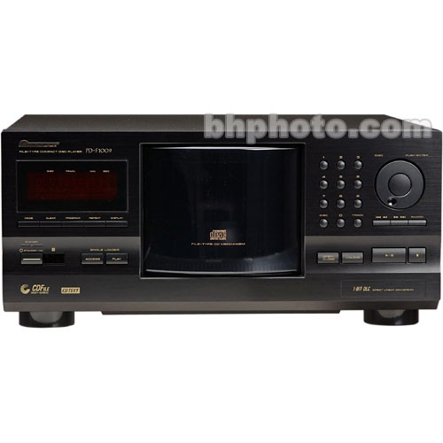 Pioneer PD-F1009 - 301-Disc CD Changer