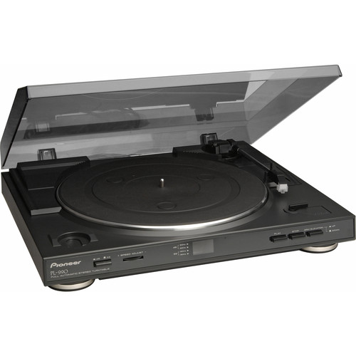 Pioneer PL-990 Fully Automatic Belt-Driven Turntable