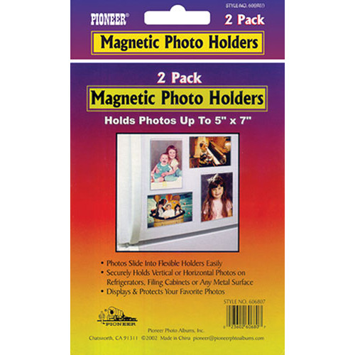 Pioneer Photo Albums 606807 Magnetic Photo Holders (Two Pack)