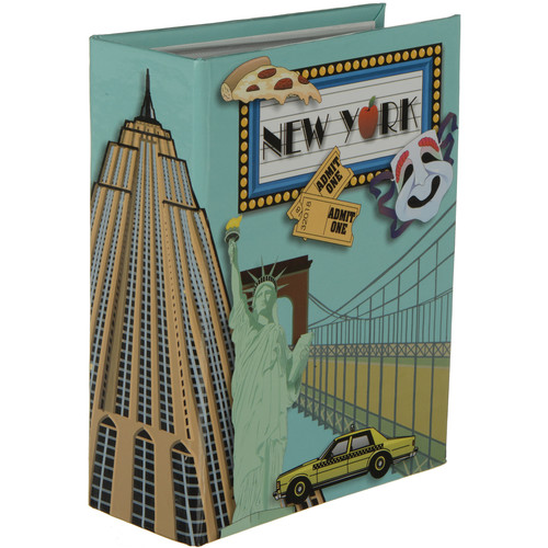 Pioneer Photo Albums A4100NY New York Design Album