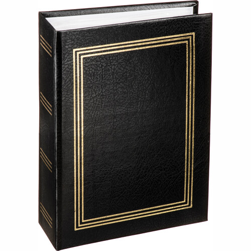 "Pioneer Photo Albums A4-100 4 x 6"" Photo Album (Black)"
