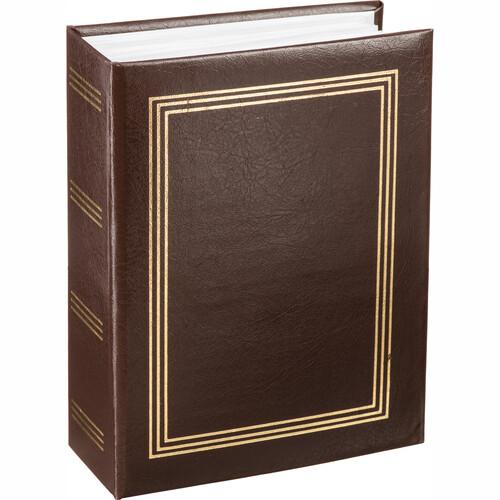 "Pioneer Photo Albums A4-100 4 x 6"" Photo Album (Brown)"