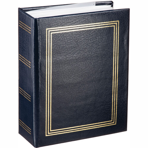 "Pioneer Photo Albums A4-100 4 x 6"" Photo Album (Navy Blue)"