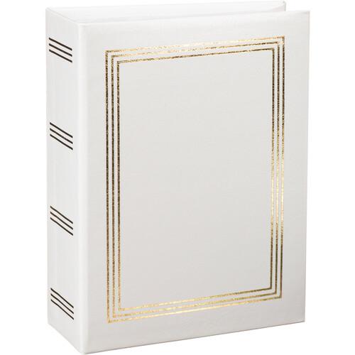"Pioneer Photo Albums A4-100 4 x 6"" Photo Album (White)"