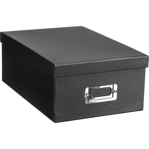 Pioneer Photo Albums Photo Storage Box (Black) B1BLK B&H Photo: www.bhphotovideo.com/c/product/386938-REG/Pioneer_Photo_Albums...