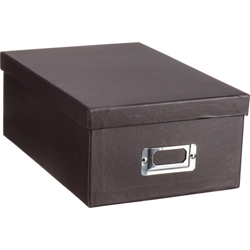 Pioneer Photo Albums Photo Storage Box (Dark Brown)