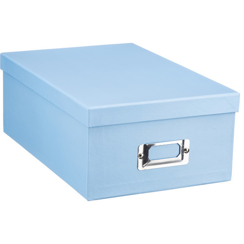 Pioneer Photo Albums Photo Storage Box (Sky Blue)