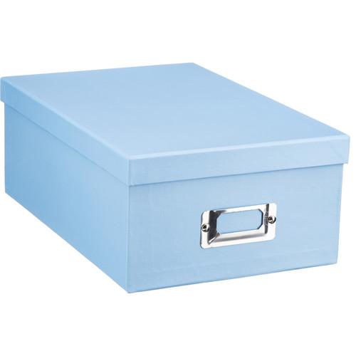 Pioneer Photo Albums Photo Storage Box (Sky Blue)